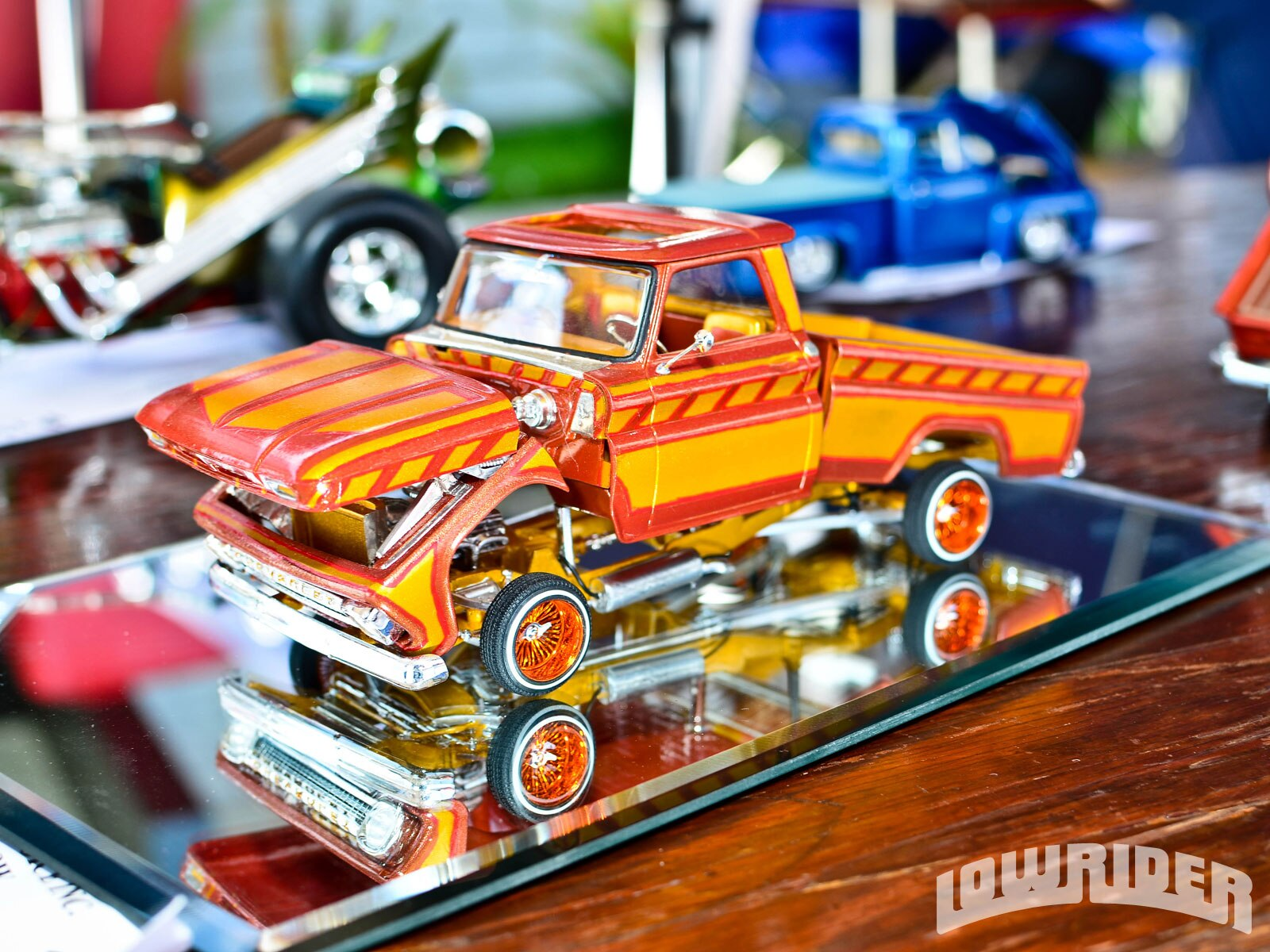 4th Annual Old Memories Pedal Car, Model Car, Lowrider Bicycle Show ...