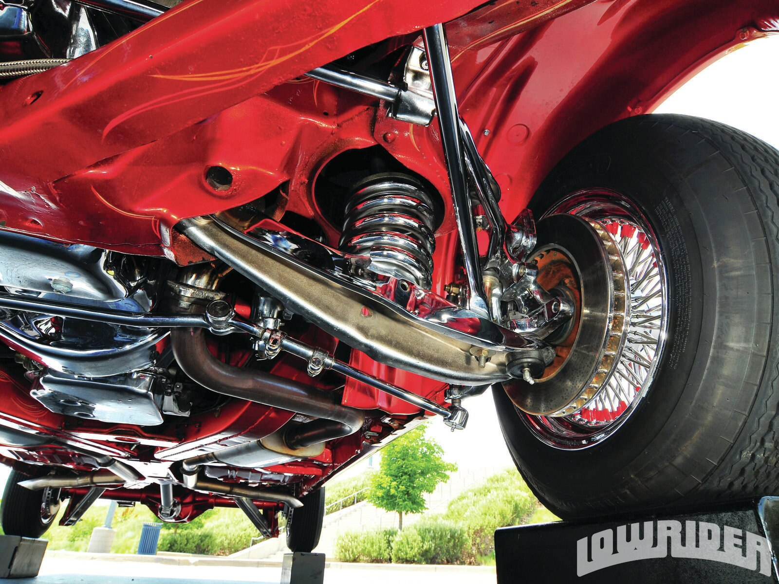 Lrmp O Buick Riviera Suspension