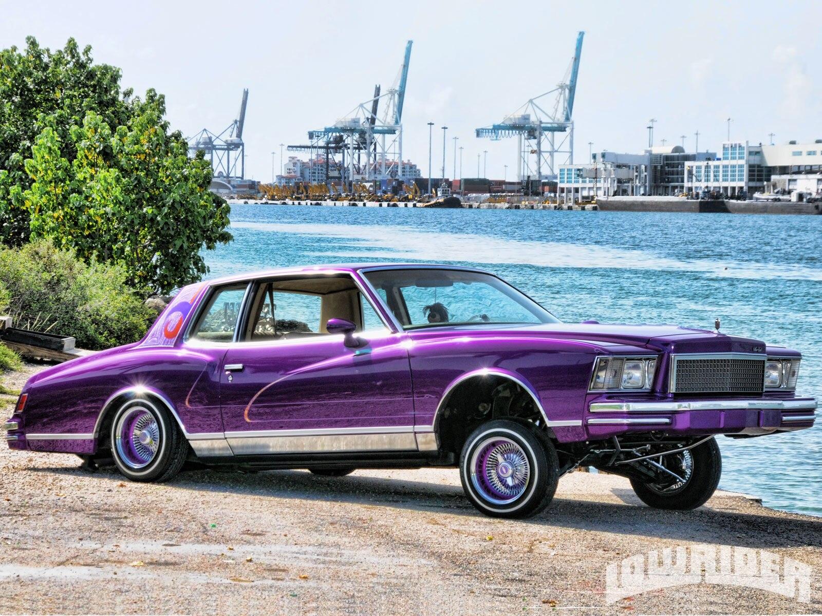 1978 Chevrolet Monte Carlo Lowrider Magazine