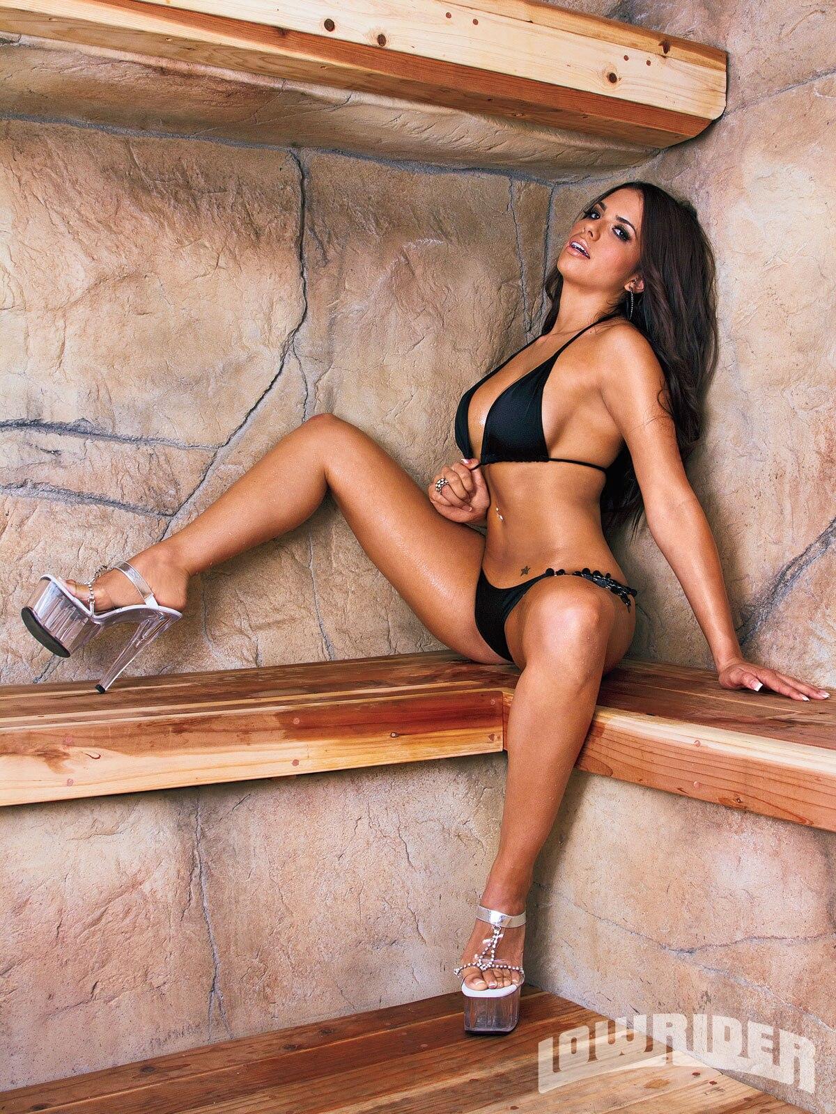 Franchesca Del Carpio - Lowrider Girls Model - Lowrider ...