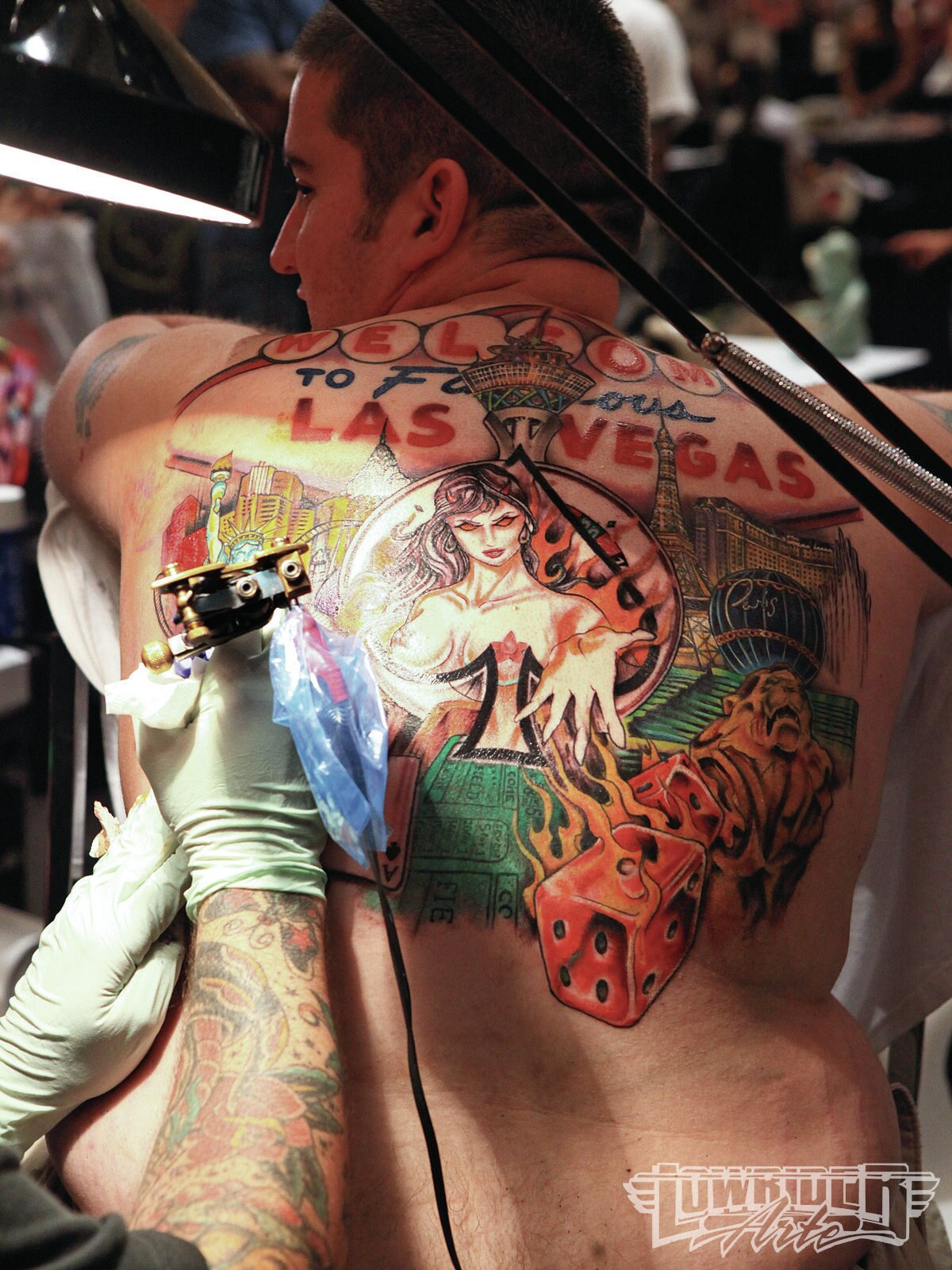 The Biggest Uk Fashion Trends Of 2017: The Biggest Tattoo Show On Earth