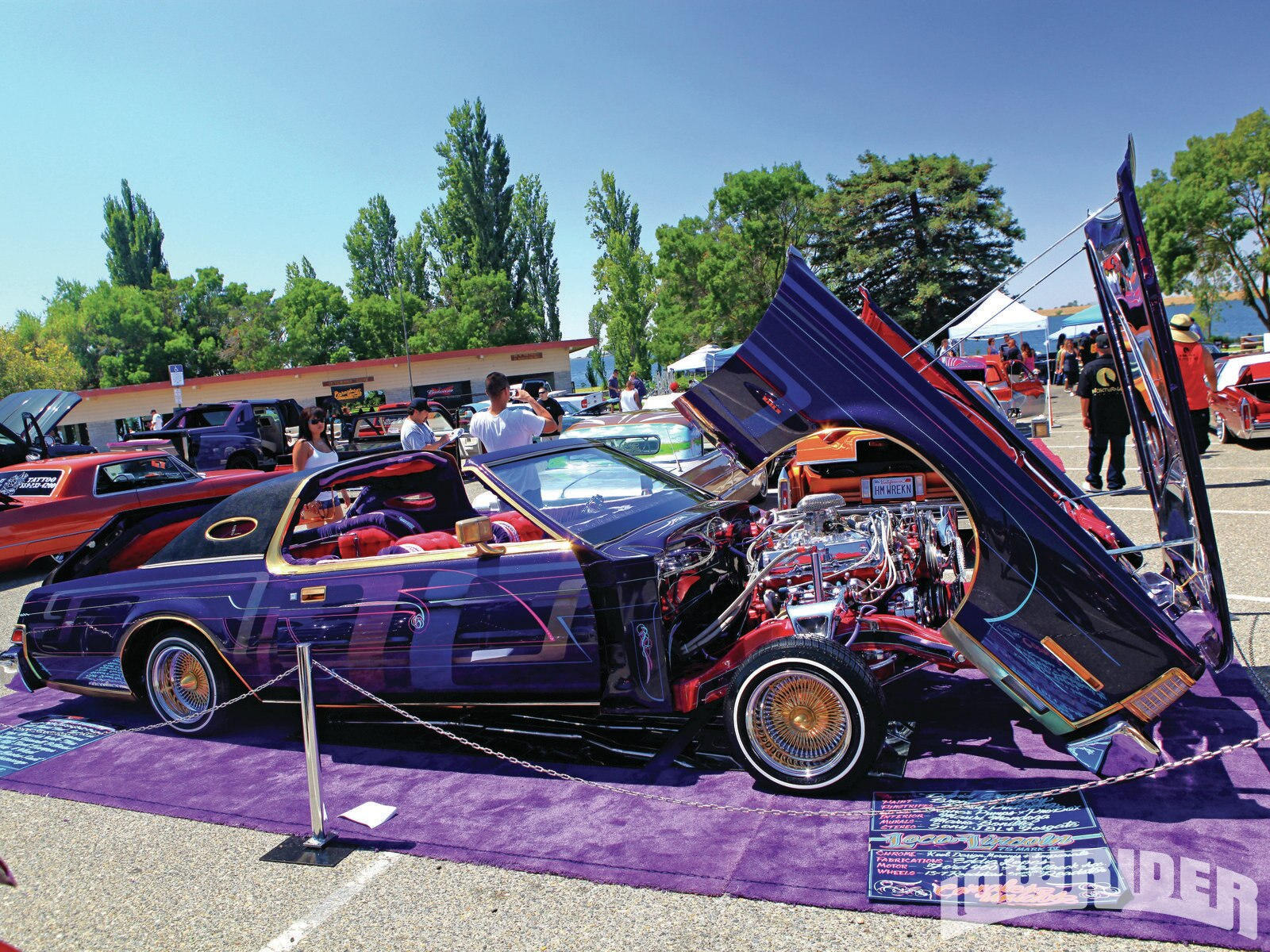 merced custom auto show lowrider magazine. Black Bedroom Furniture Sets. Home Design Ideas