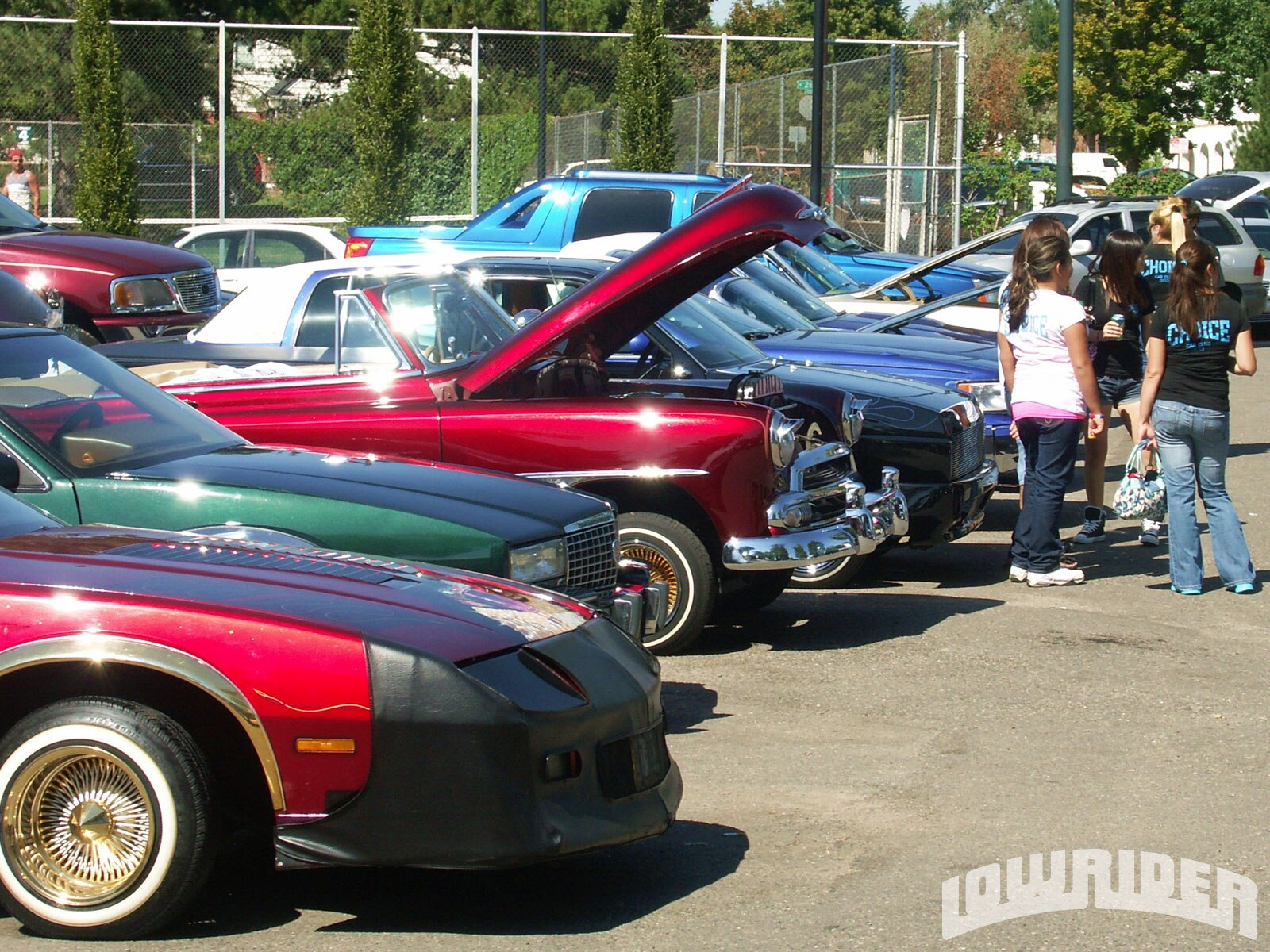 Imperials Car Club Denver 20th Anniversary BBQ Lowrider Magazine