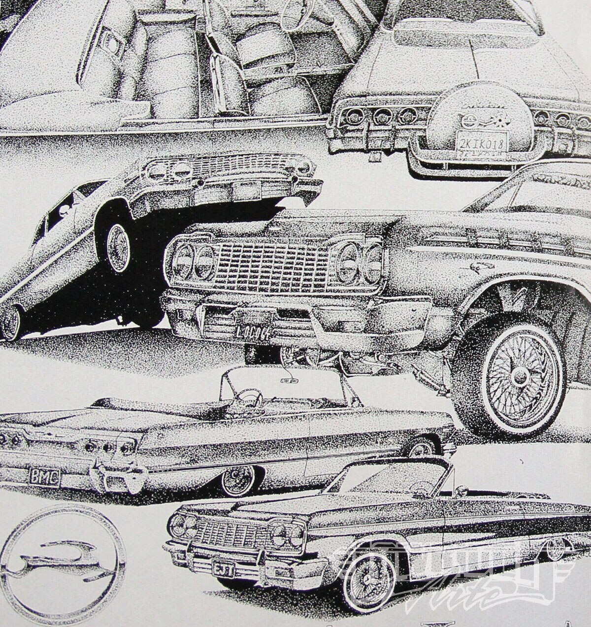 Brian Harris Chevrolet >> Looking Back At 20 Years Of Lowrider Arte - Lowrider Arte Magazine