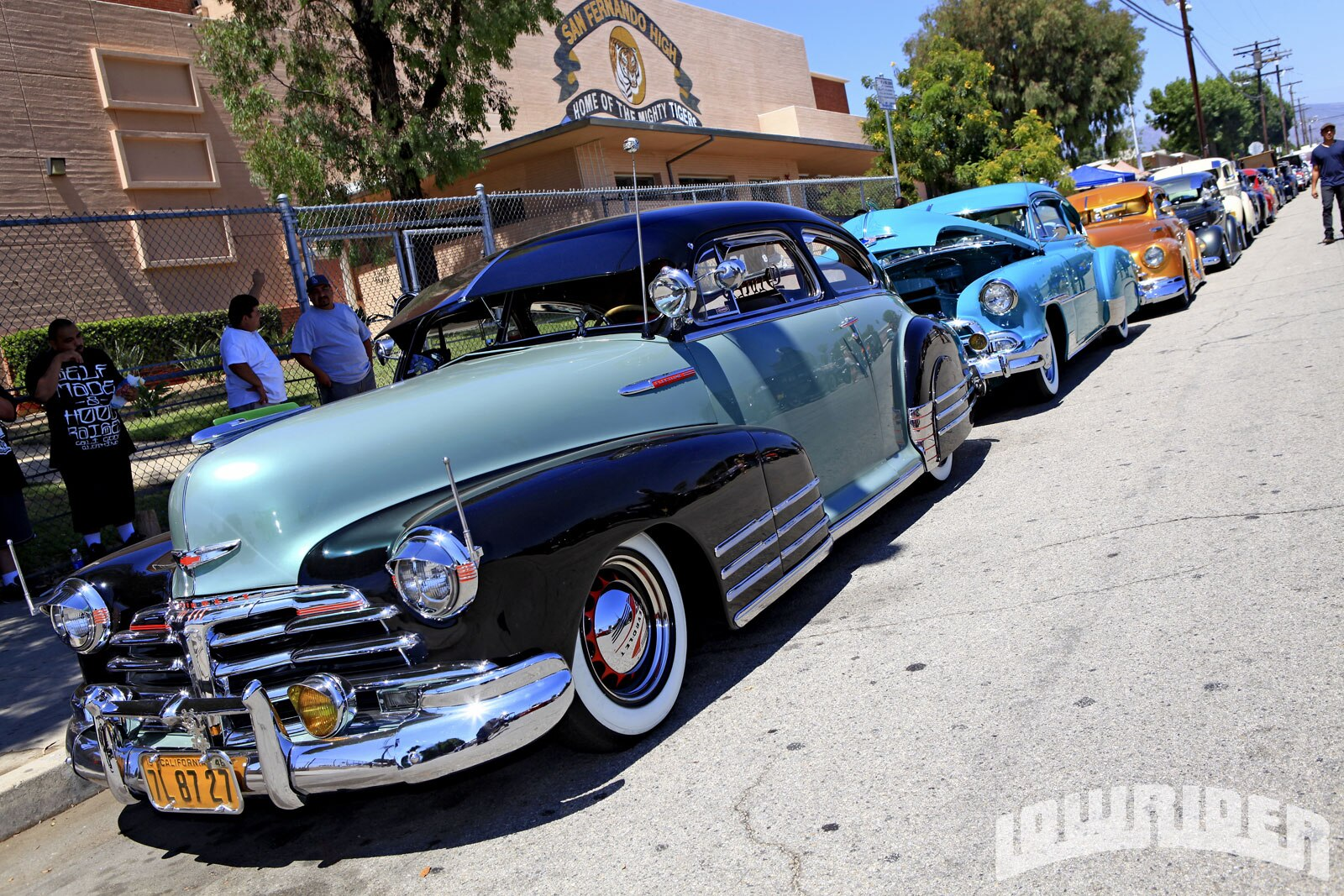 Oldies Car Show And Concert Lowrider Magazine