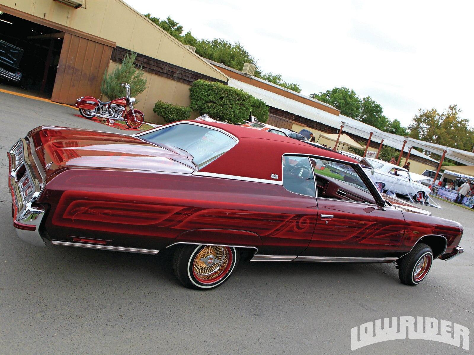 Woodland Park Car Show