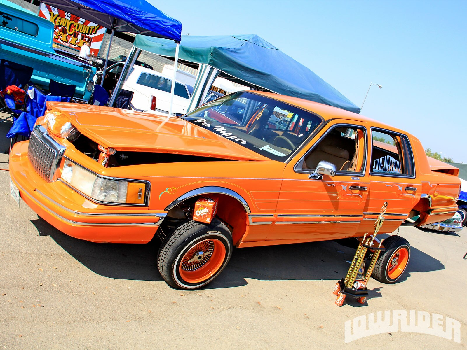 Carnales Unidos Annual Benefit Car Show - Lowrider Magazine