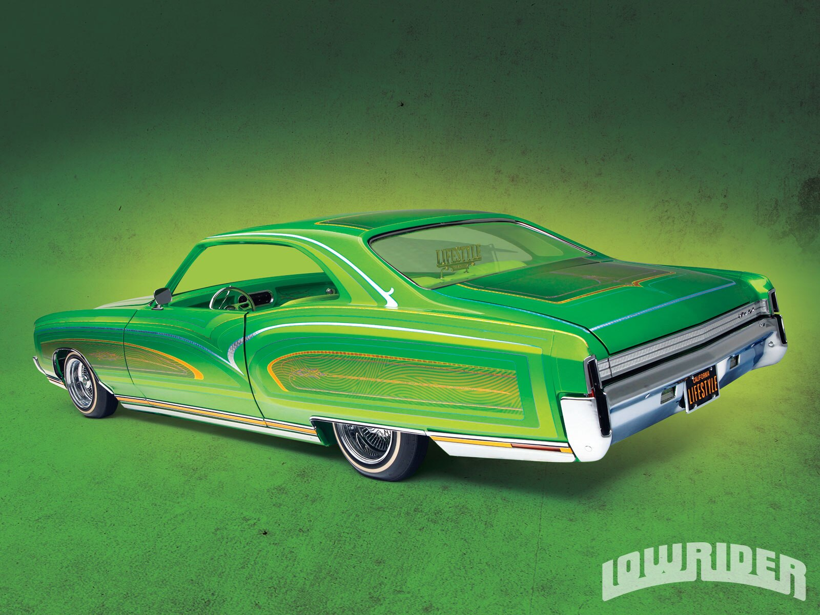 1972 Chevrolet Monte Carlo Lowrider Magazine