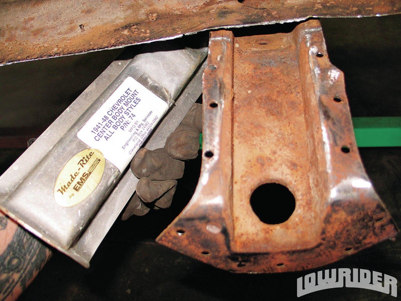 Sheet Metal Repair Lowrider Magazine