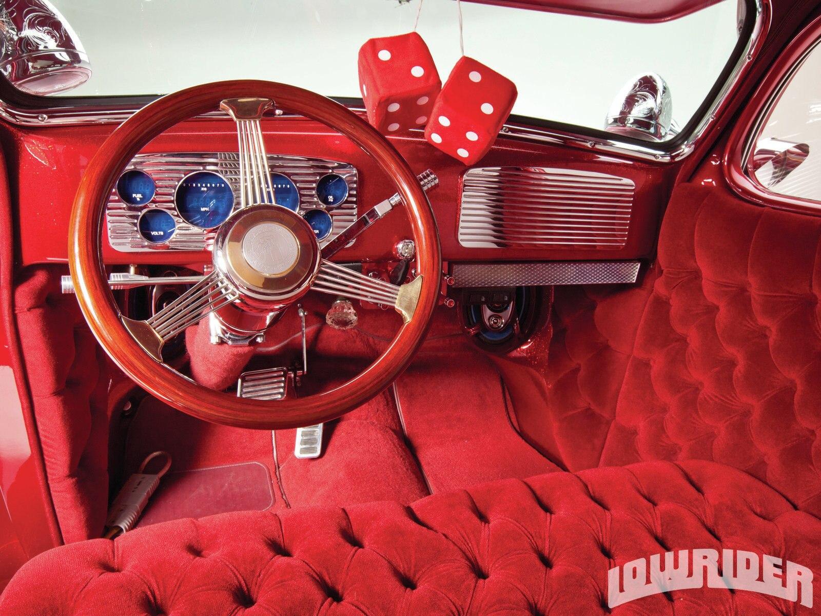 1936 Chevrolet Master Deluxe Lowrider Magazine