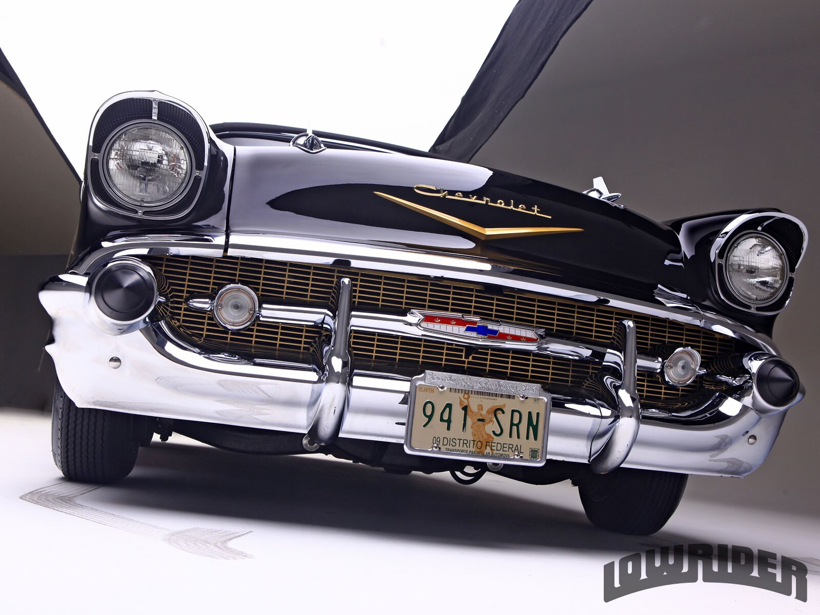 American Made Tires >> 1957 Chevrolet Bel Air - Lowrider Magazine