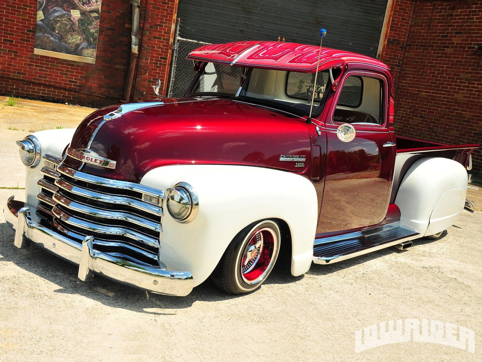 1949 Chevrolet 3100 Truck Lowrider Magazine