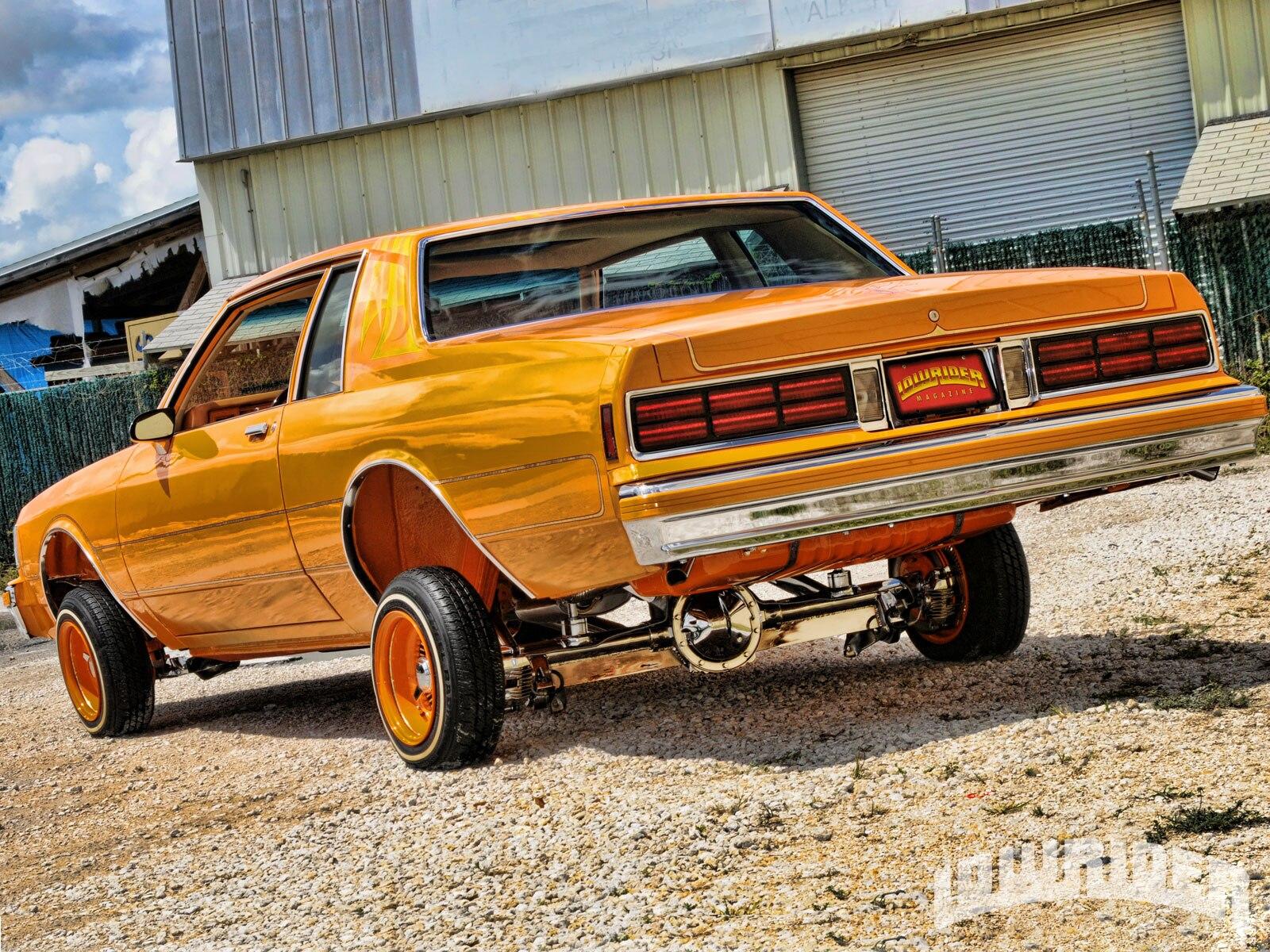 Chevrolet Caprice Classic Lowrider Magazine