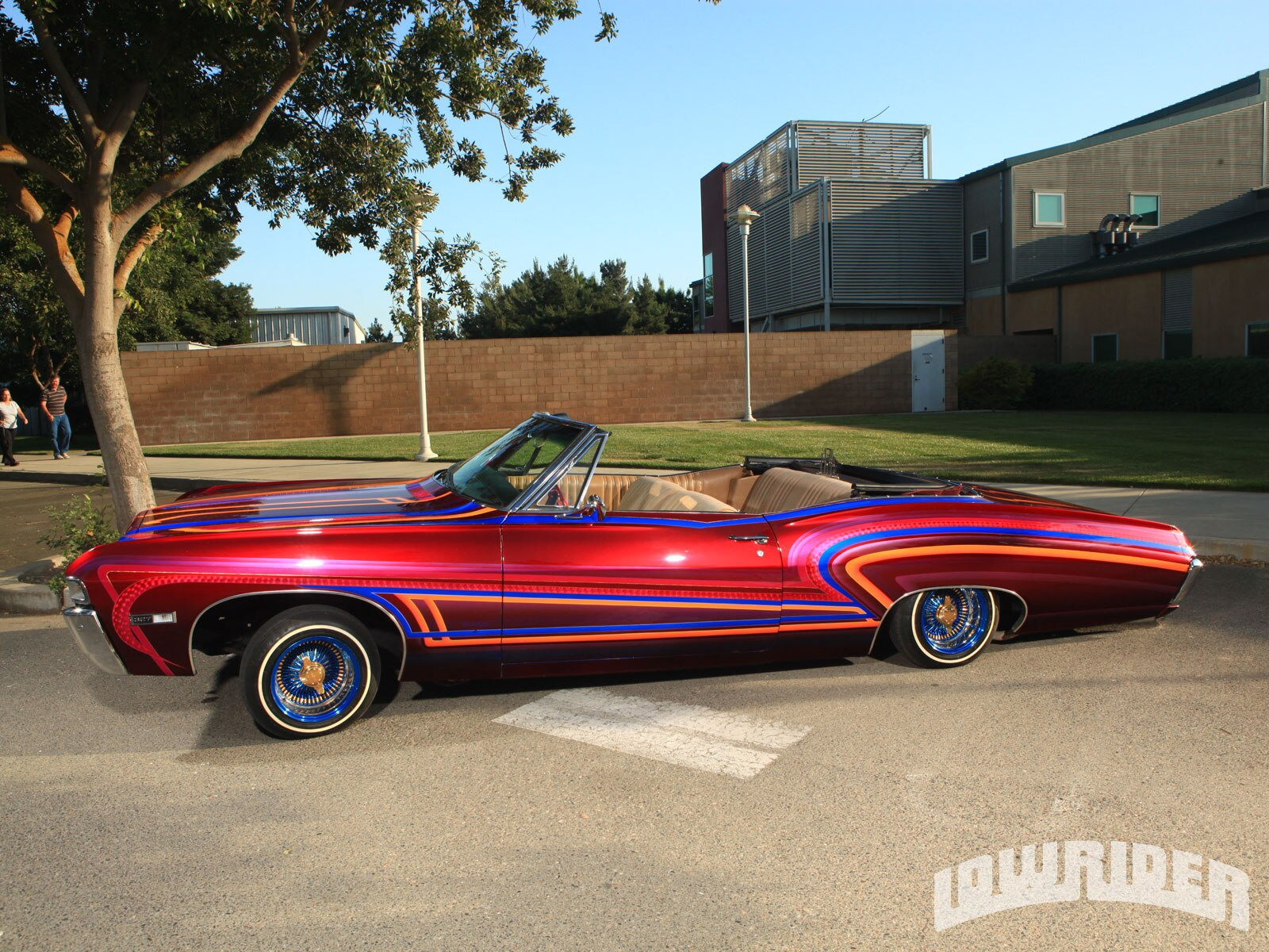 1968 Chevrolet Impala Lowrider Magazine