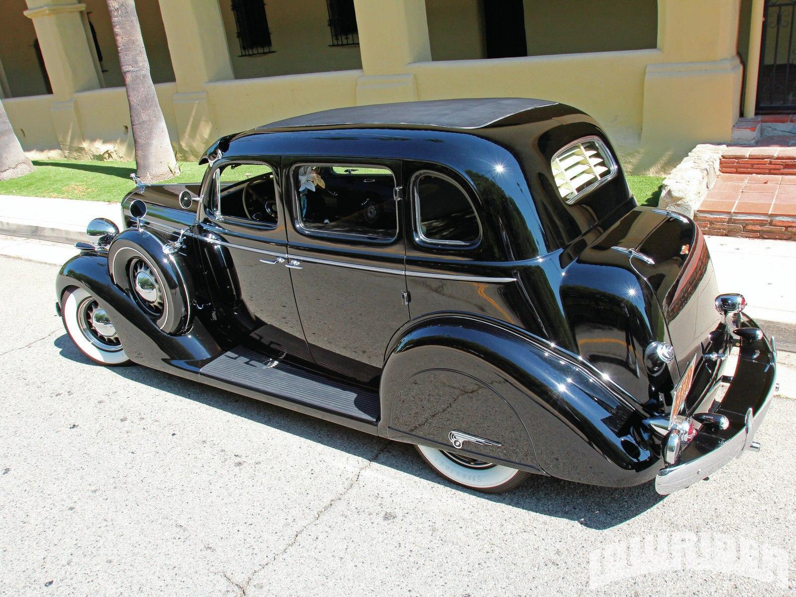 1935 Dodge Touring Sedan - Lowrider Magazine