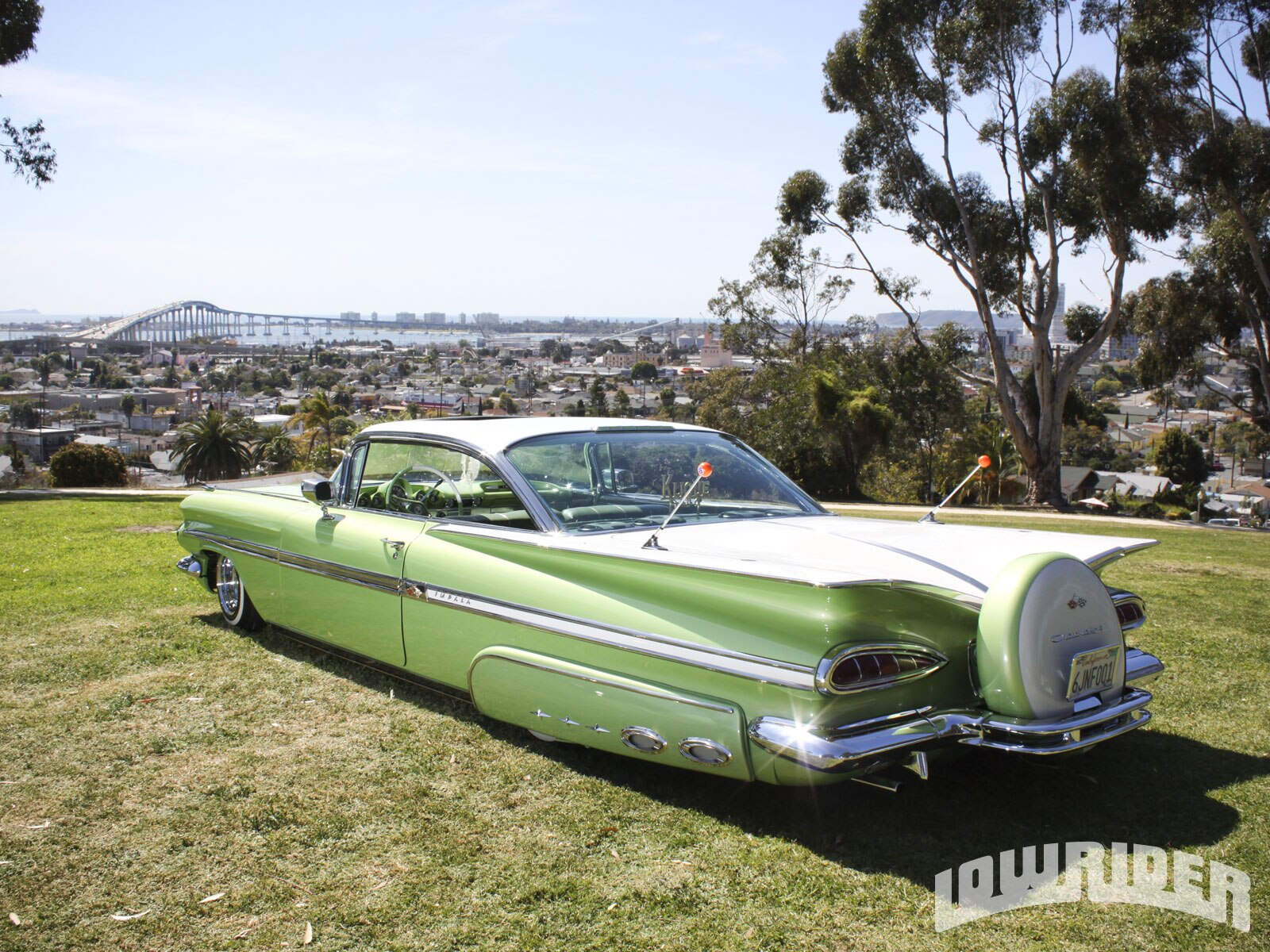 1959 Chevrolet Impala Lowrider Magazine