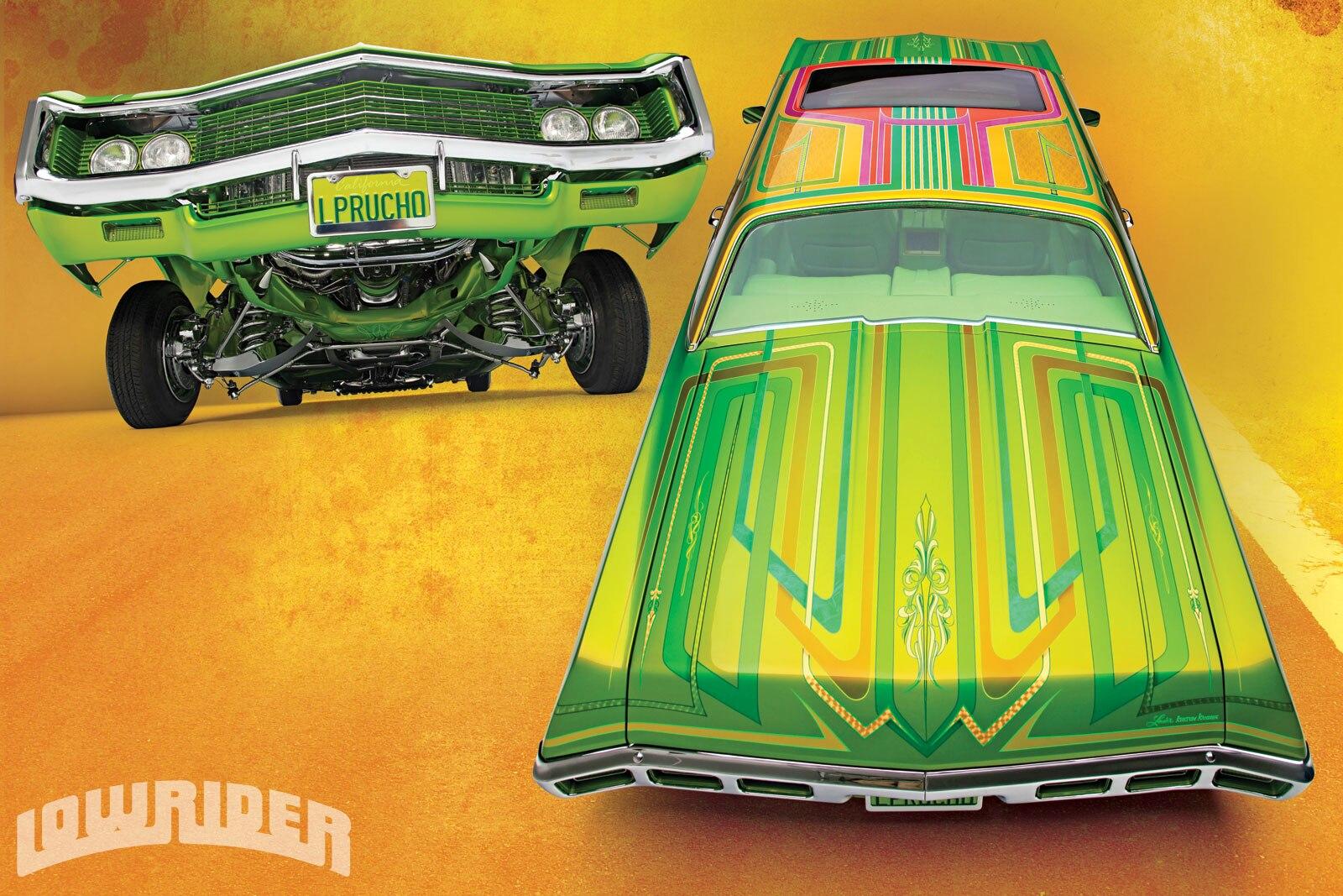 1969 Chevrolet Impala Lowrider Magazine