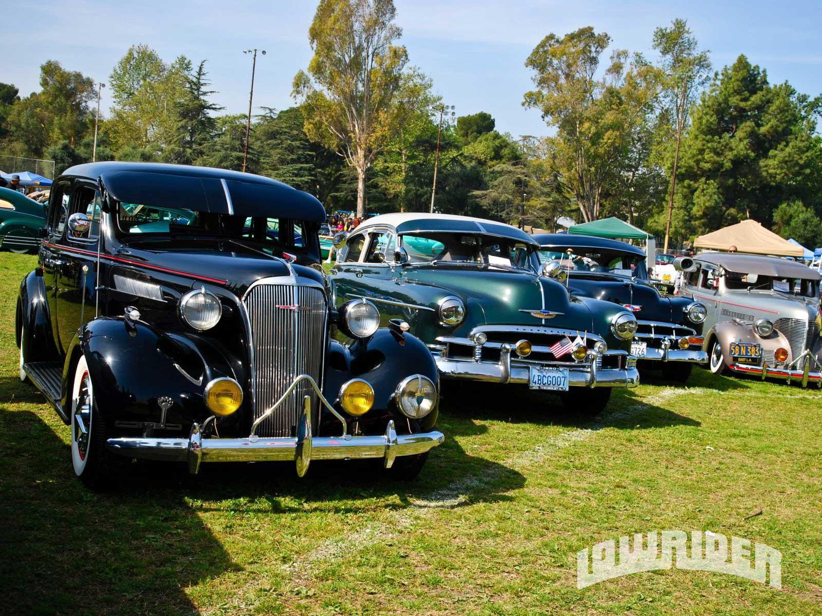 Annual Greenspan S Classic Car Show Lowrider Magazine
