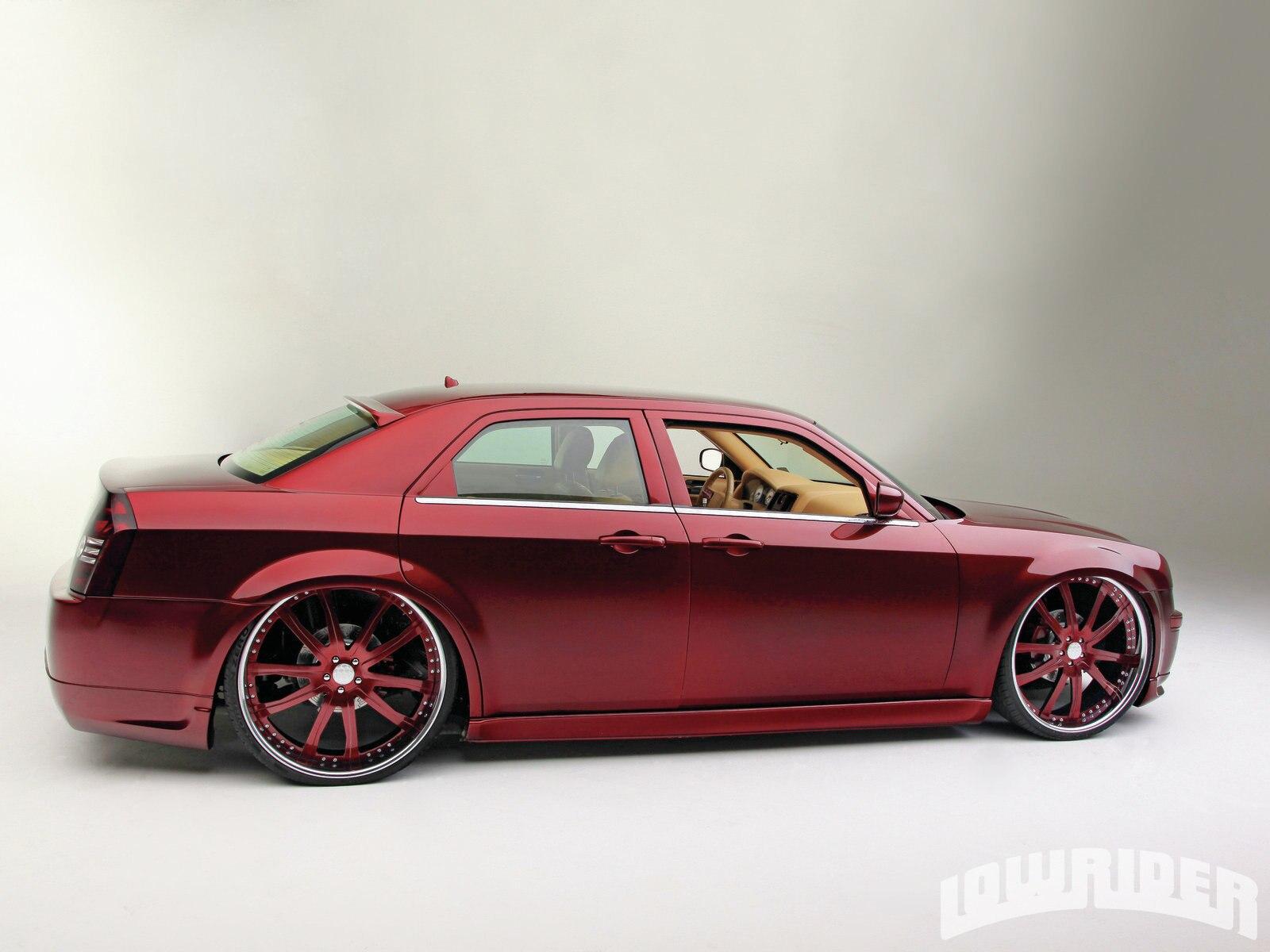 Lrmp O Chrysler Chrysler Side View