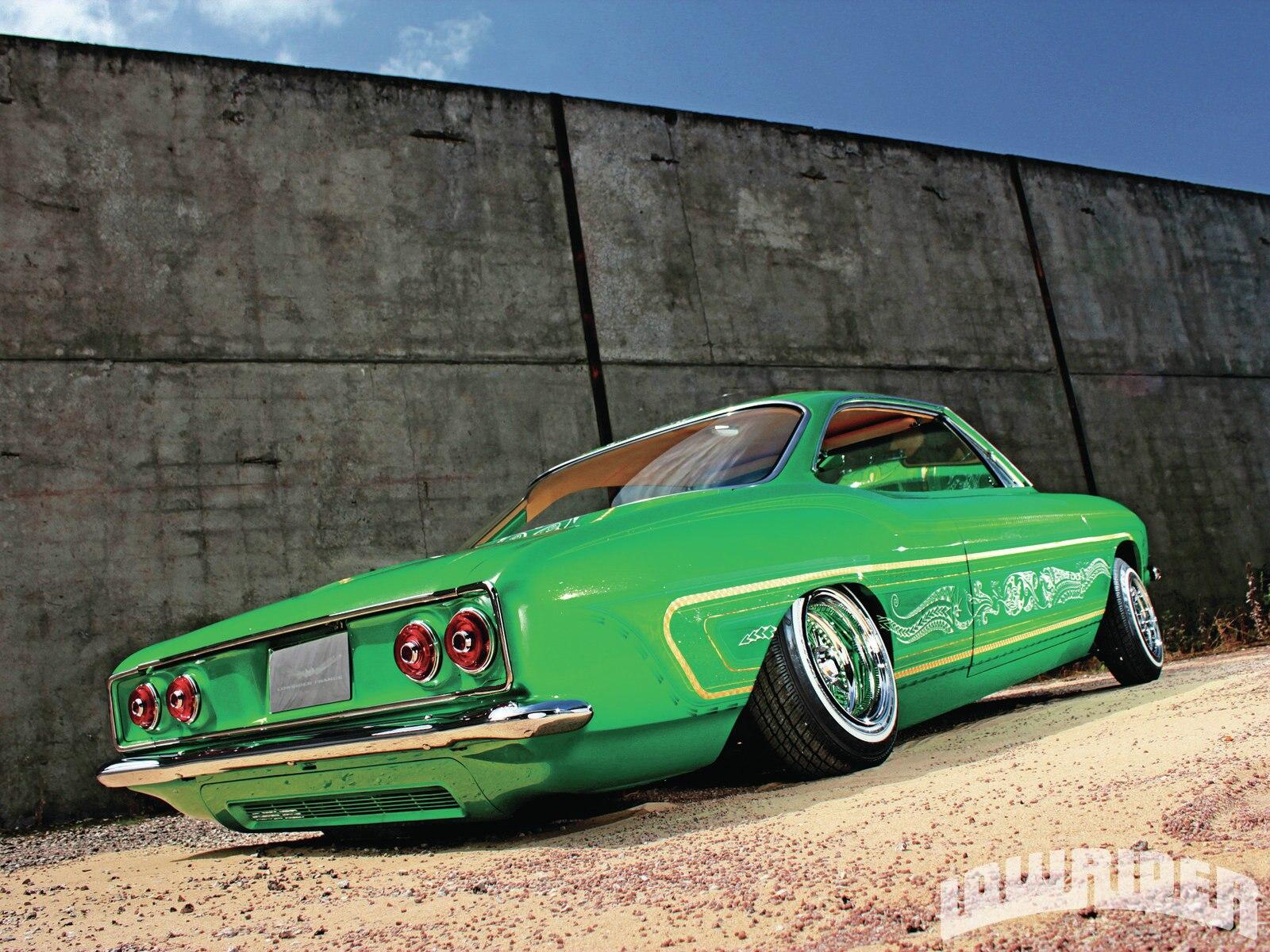 1966 Chevrolet Corvair Lowrider Magazine