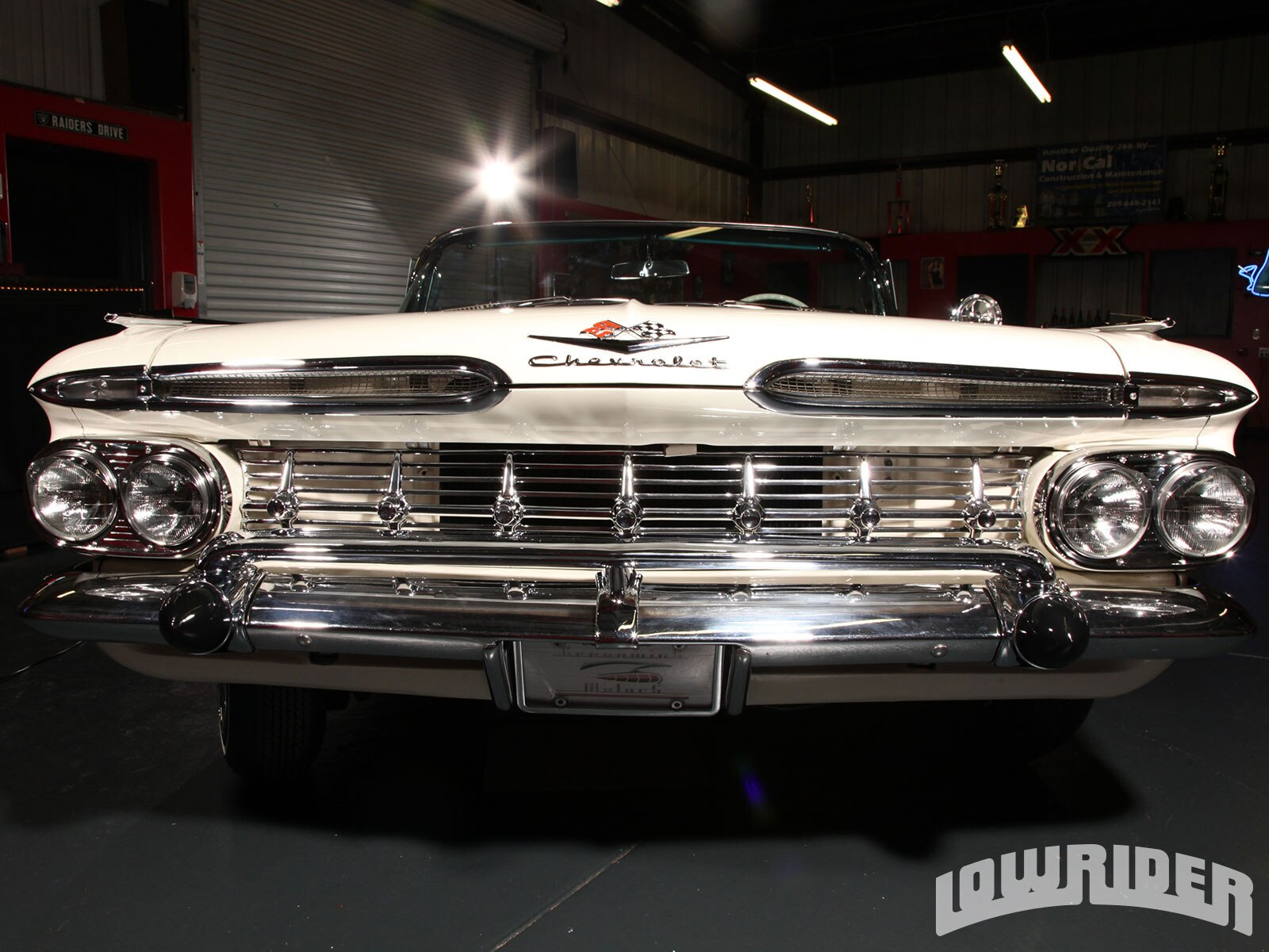1985 Buick Regal >> 1959 Chevrolet Impala - Lowrider Magazine
