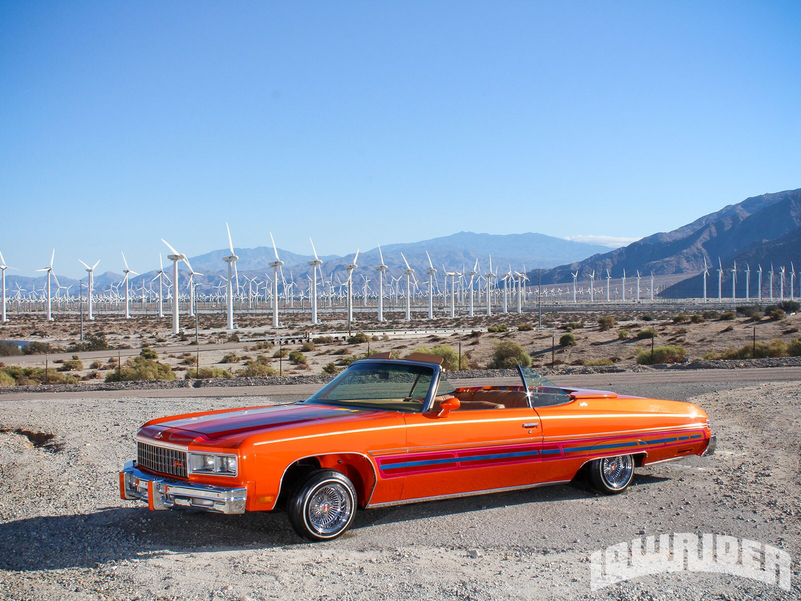 Aftermarket Parts For Chevy 1975 Chevrolet Caprice - Lowrider Magazine