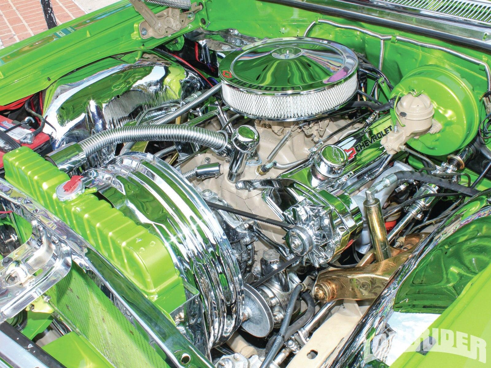 1964 Chevrolet Impala Convertible Lowrider Magazine