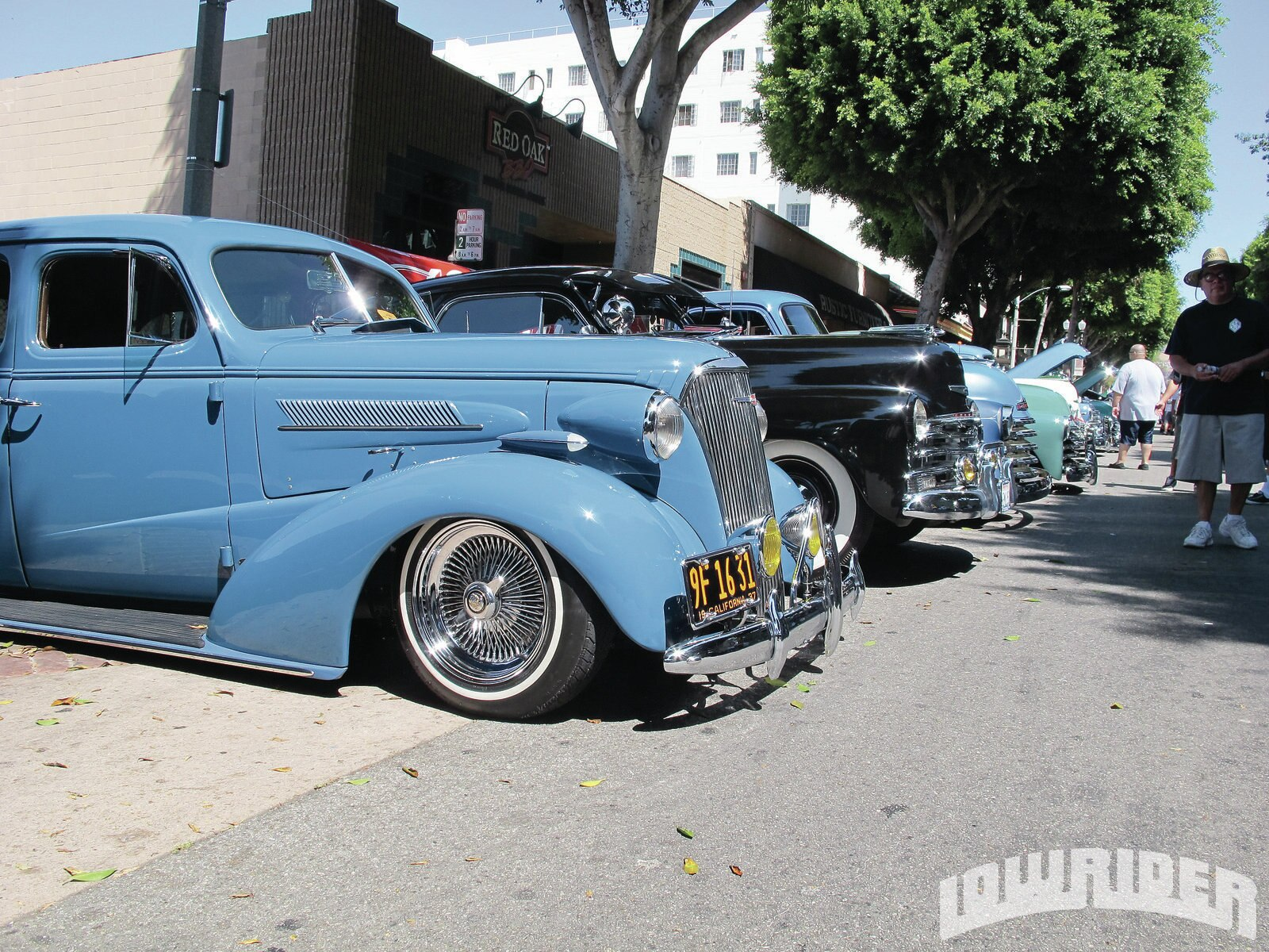 1305-12th-annual-whittier-car-show-lowriders-lined-up1