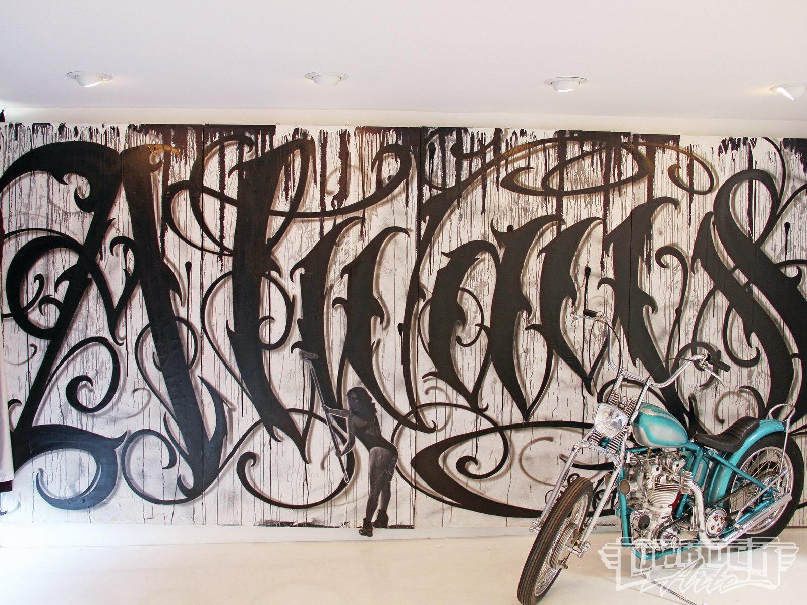 Graffiti art tattoo - 15 20