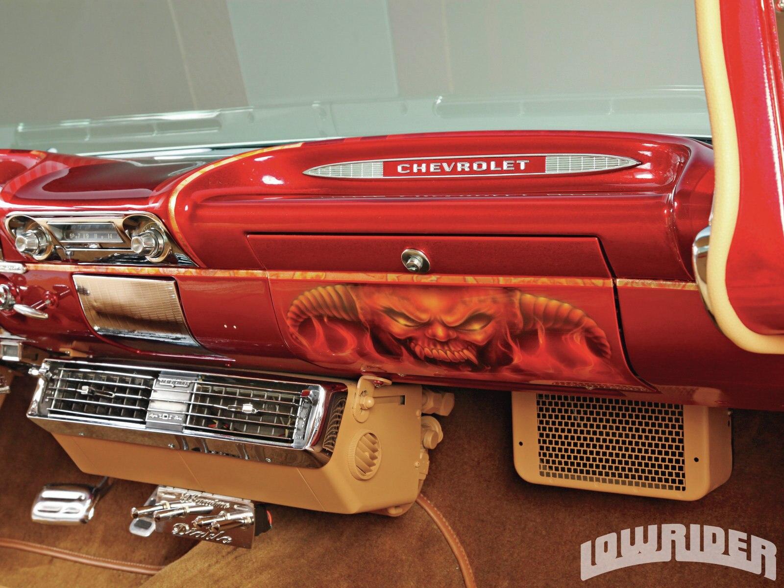 1959 Chevrolet El Camino El Diablo Lowrider Magazine