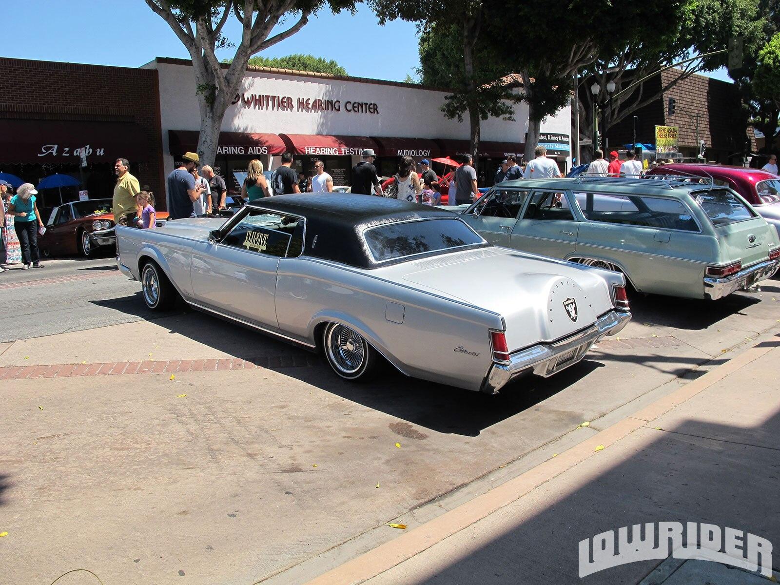 Uptown Whittier  Th Annual Car Show