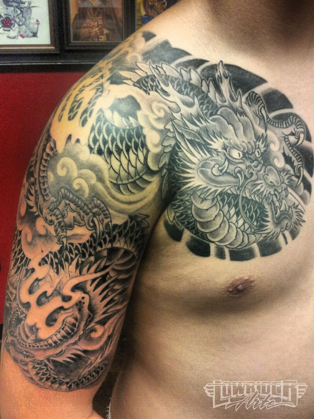 Harley St Jerome >> Big Buddha Tattoos - Lowrider Arte Magazine