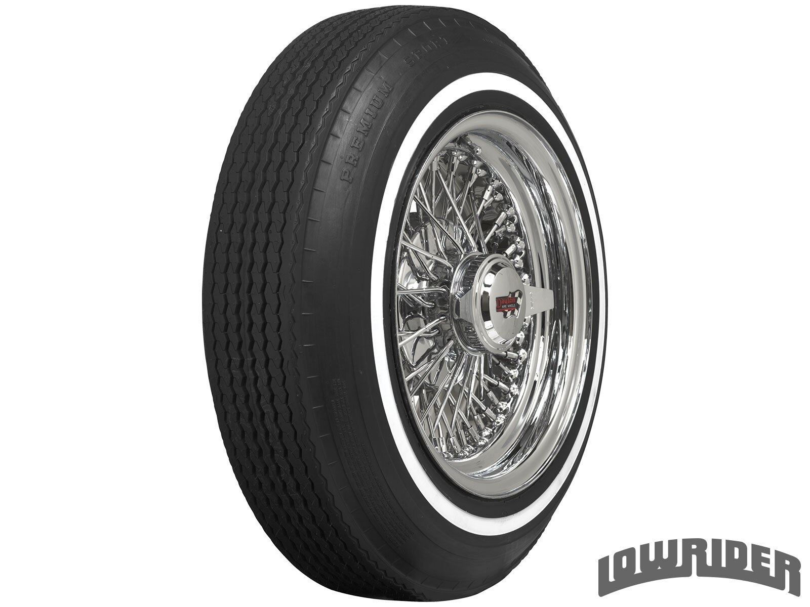 White Wall Tires: The Real Thing! - Lowrider Magazine