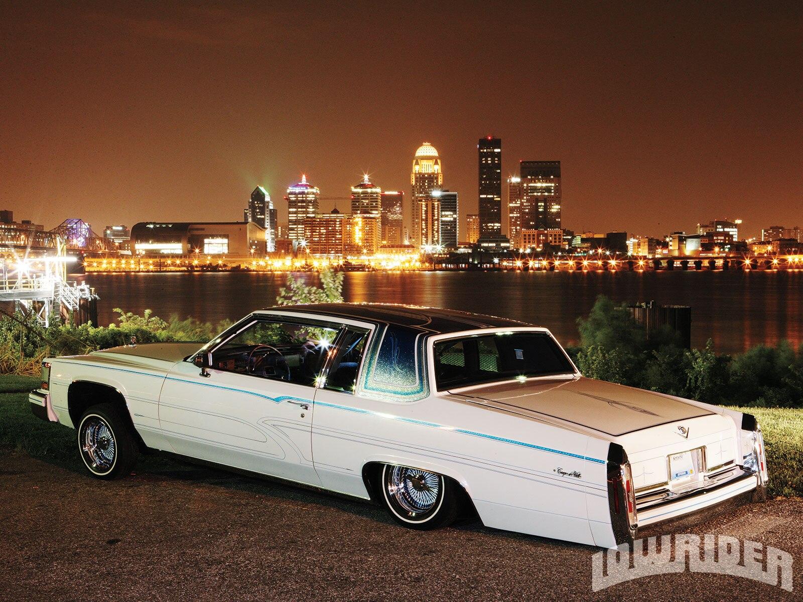 1983 Cadillac Coupe Deville - Caranto Edition - Lowrider Magazine