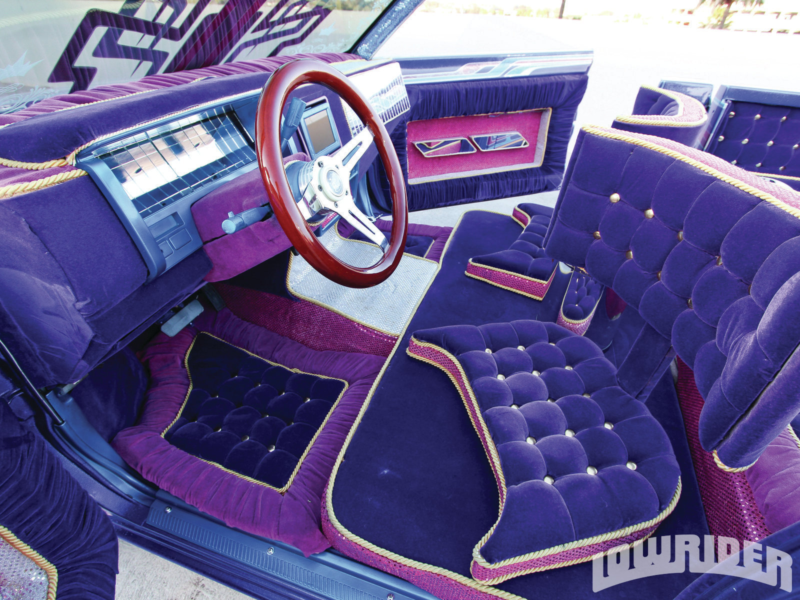 Irvine Auto Center >> 1987 Nissan Hardbody - Crown Royal - Lowrider Magazine