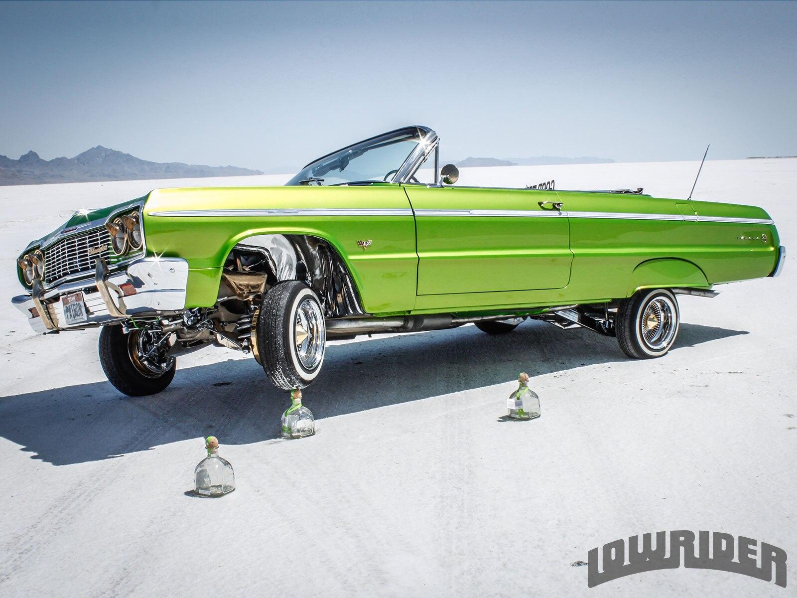 1964 Chevrolet Impala SS Sport Coupe (13/14-47)