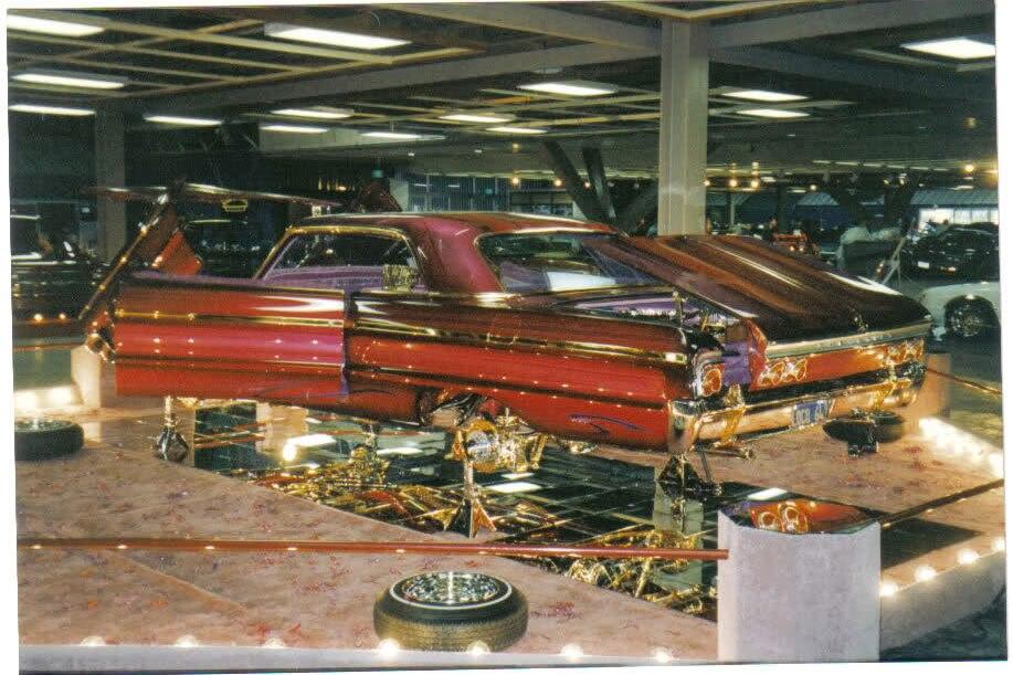 Chevrolet Impala Loco Side