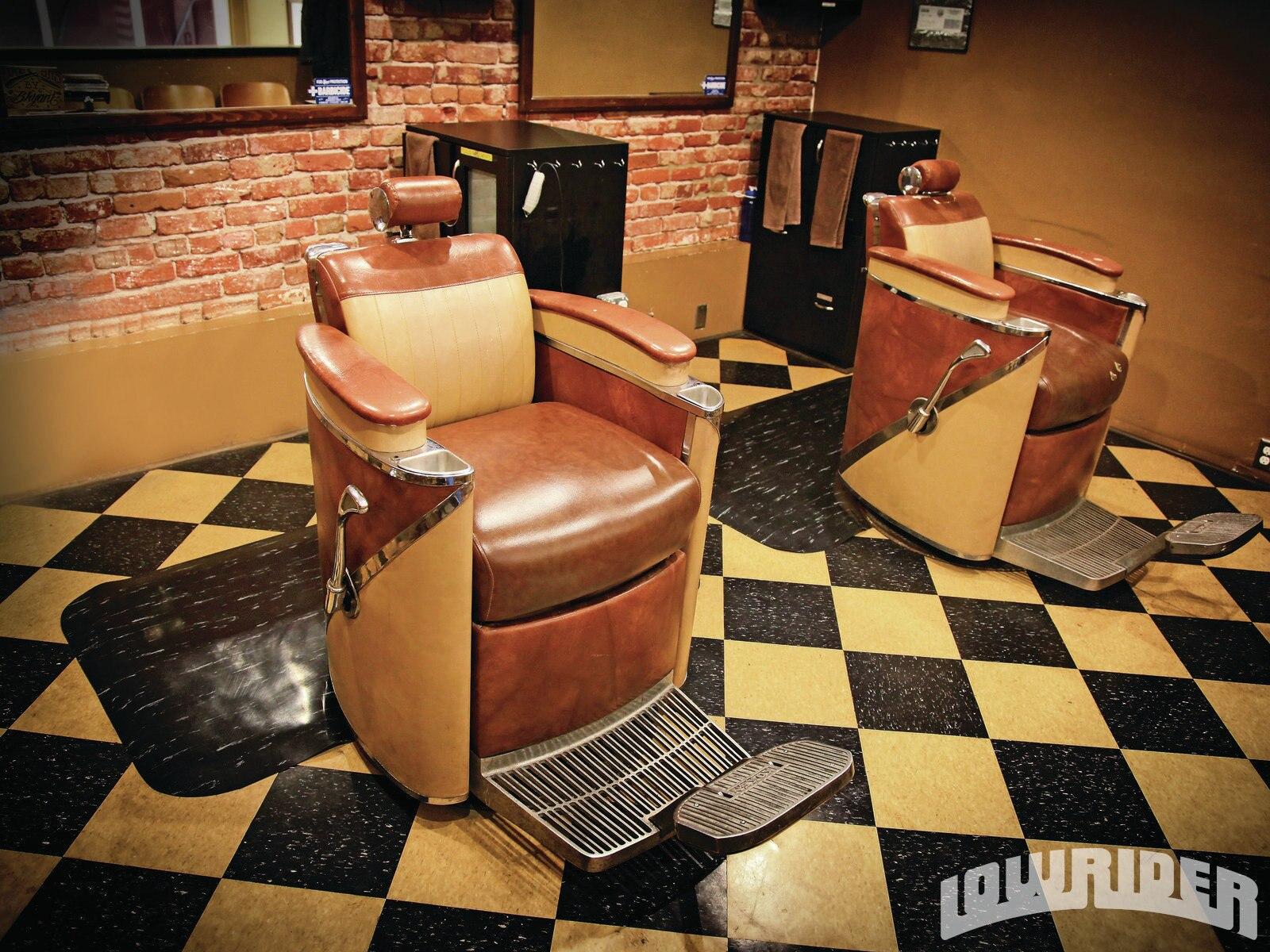 El Catrin Barbershop Lowrider Magazine