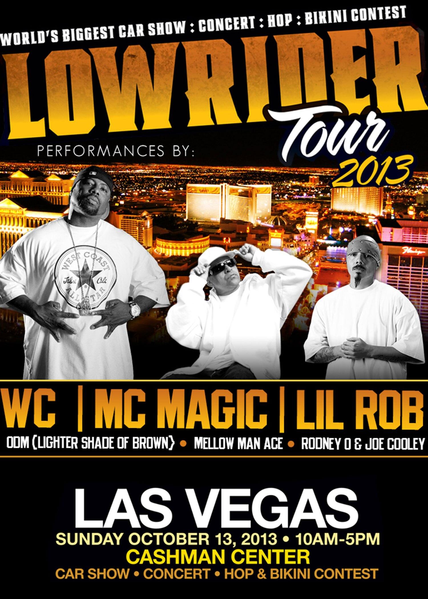 Albuquerque Lowrider Car Show Tickets