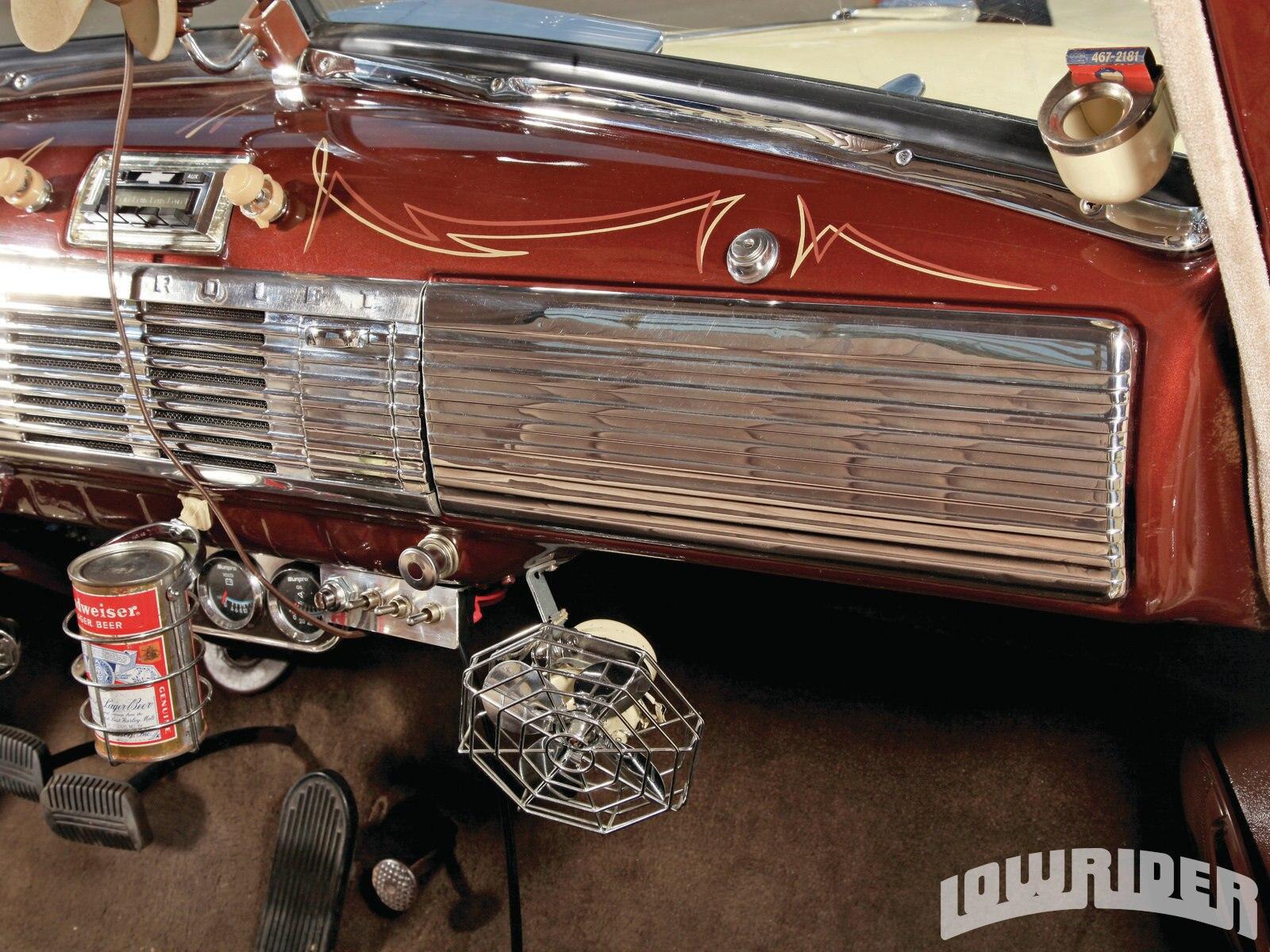 1949 Chevrolet 3100 Thrift Master Lowrider Magazine