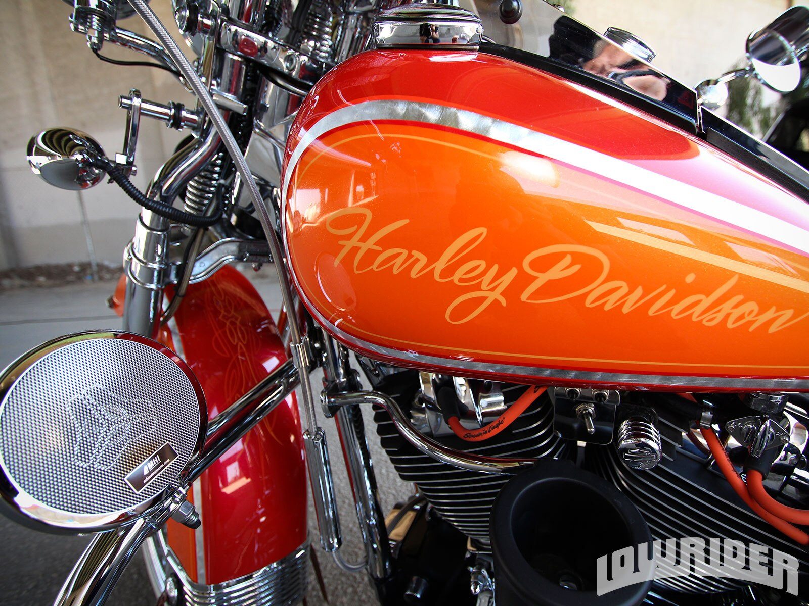 2003 harley-davidson 100th anniversary edition heritage springer