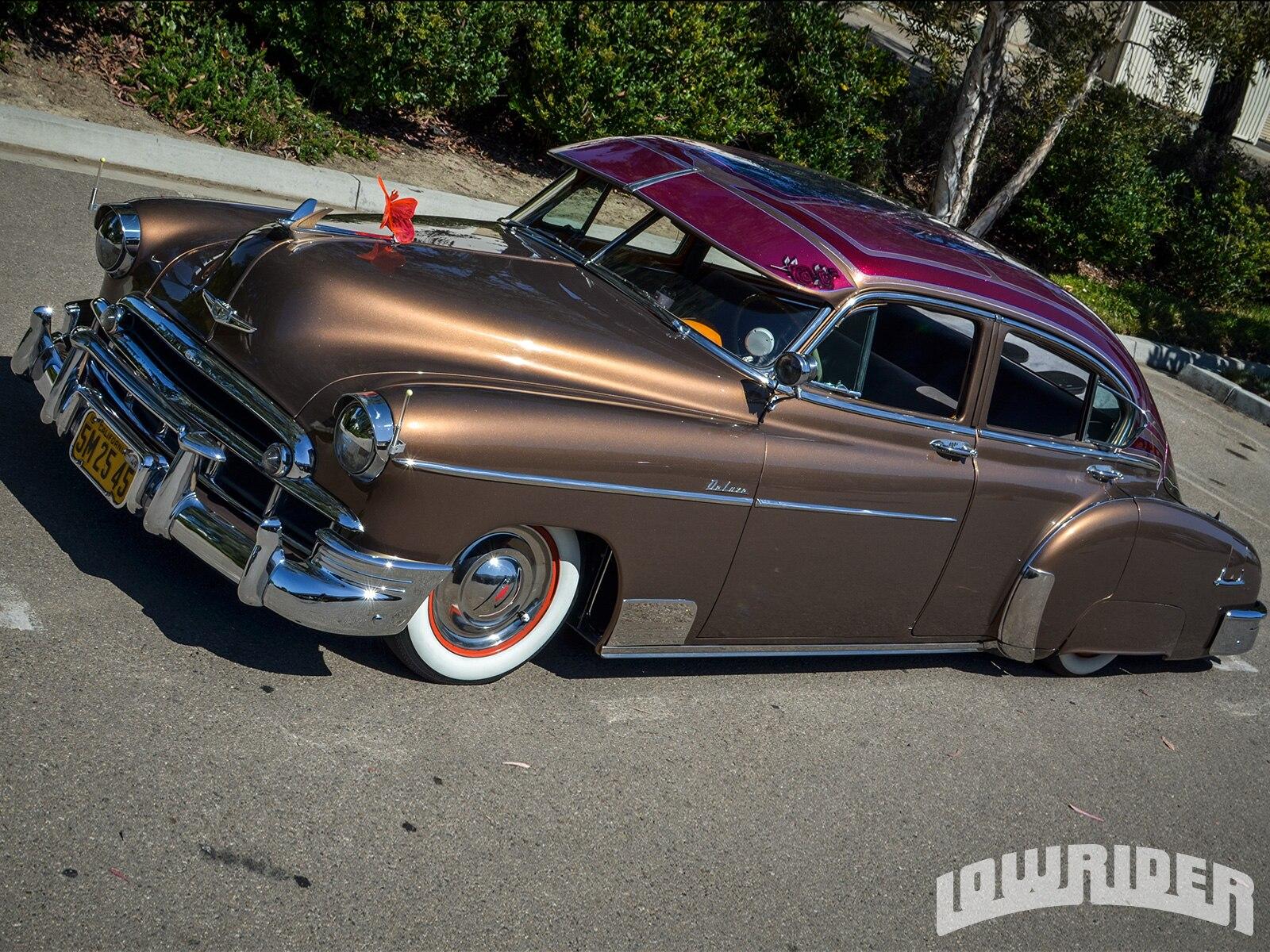 1949 chevrolet fleetline lowrider magazine for 1949 chevy fleetline deluxe 4 door