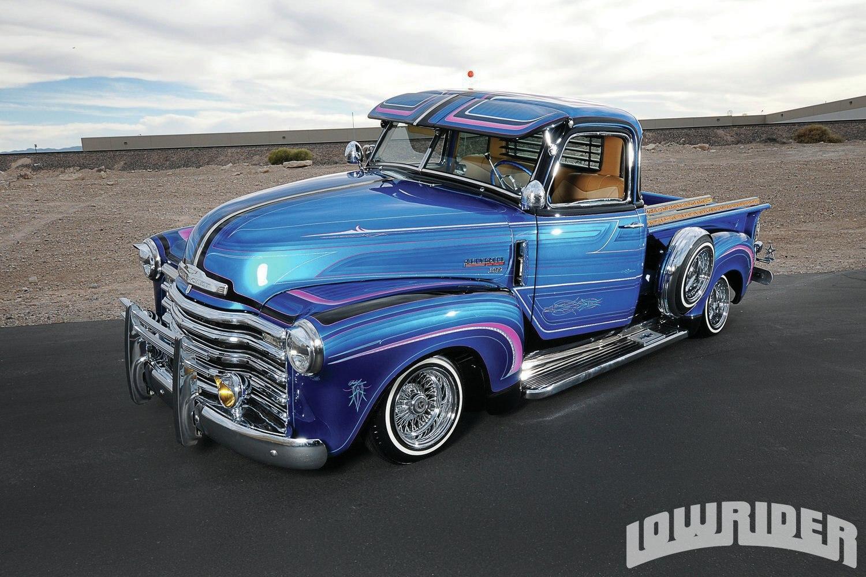 1949 chevrolet truck lowrider magazine custom lowrider truck