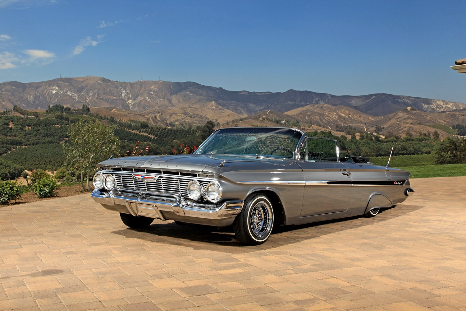 1961-chevrolet-impala-convertible-front-left-side-view-promo