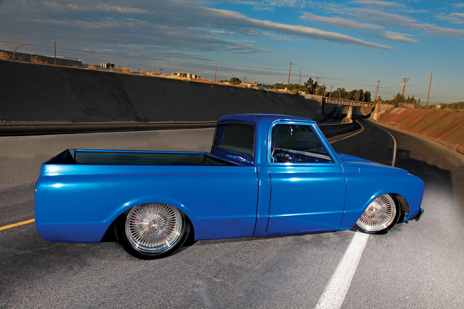 1969 Chevrolet C10 – Trouble-Minded Blues