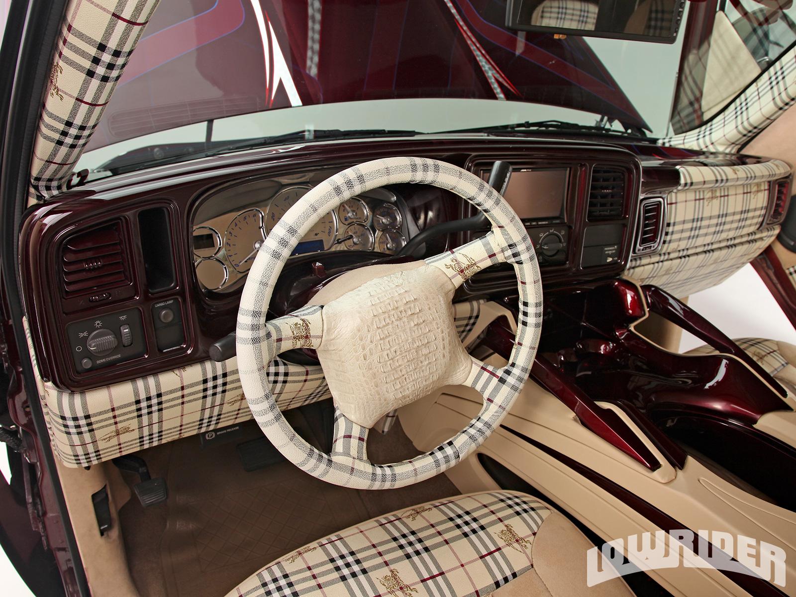 2000 Chevrolet Silverado Lowrider Magazine