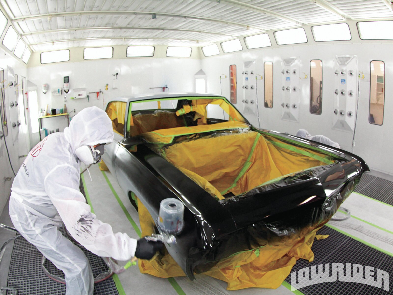 how to paint your car Car paint oxidation removal rarely requires a professional, just some spare time learn how to remove oxidation from car paint in 5 steps.