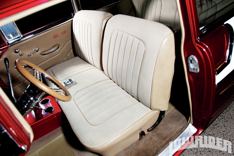 1956 Chevrolet Bel Air Wagon Lowrider Magazine