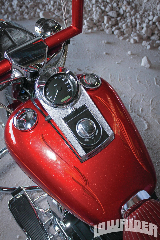 2004 Harley Davidson Fatboy Lowrider Magazine