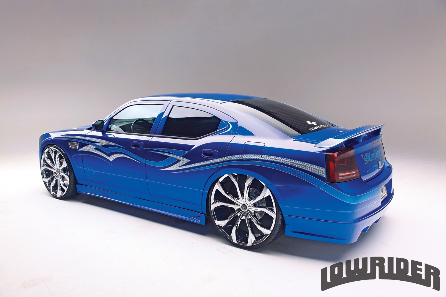 2008 Dodge Charger Lowrider Magazine